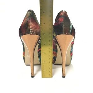 Aldo Shoes - ALDO Satin Platform Pumps Round Toe Size 37 or 7